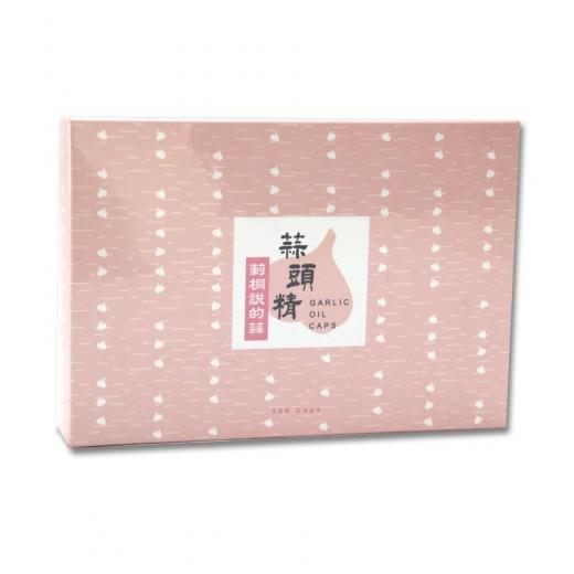 莿桐鄉農會蒜頭精膠囊 (620mg x160粒/盒)