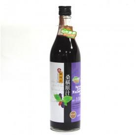 陳稼莊無糖桑椹原汁(600ml)