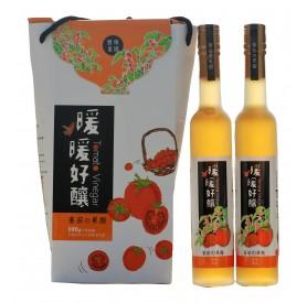 豐碩果園蕃茄果醋禮盒375ml*2瓶/盒