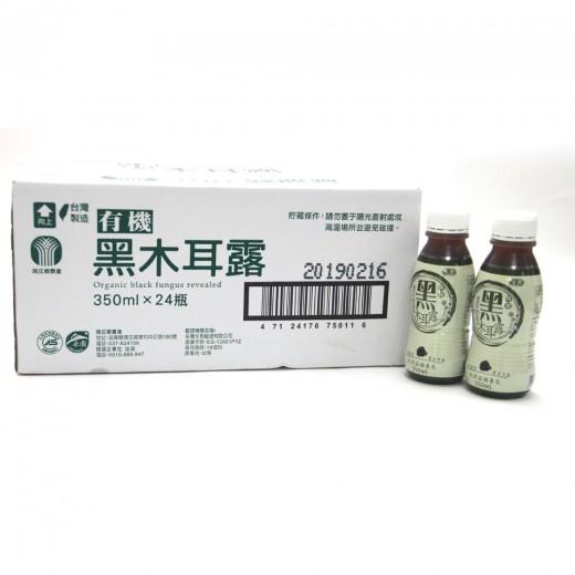 南庄農會有機黑木耳露350ml*24入/箱(買一箱送一箱)