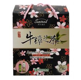 新竹農會牛樟芝茶 600cc*6入/盒