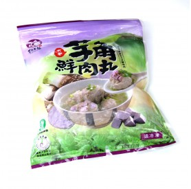 大甲芋角鮮肉丸  (450g/包)
