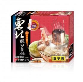 名廚美饌東北酸白菜鍋 1000g/盒