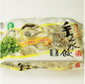 北斗農會香菜豬肉水餃750g/盒