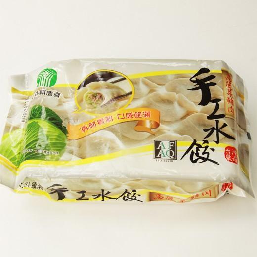 北斗農會高麗菜豬肉水餃