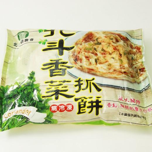 北斗農會香菜抓餅 10片/包