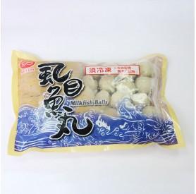 學甲七班蒜味虱目魚丸600g/包