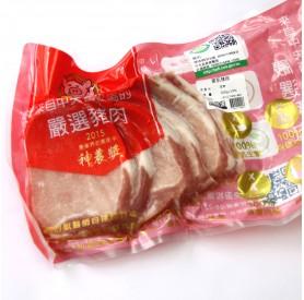 家香豬里肌豬排300g/包