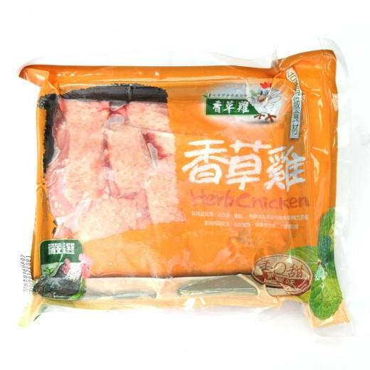 香草雞骨腿(切) 450g/包