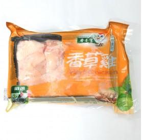 香草雞翅小腿 6支/包