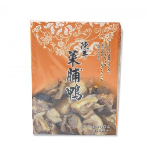 台野菜脯鴨(自然鴨)    900g/盒