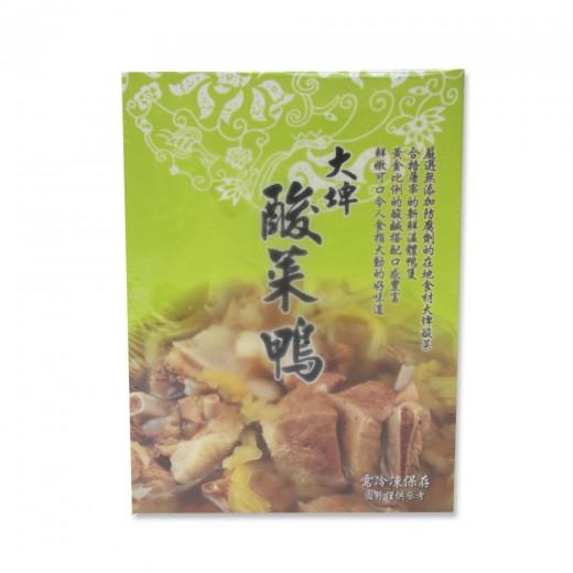 台野酸菜鴨(自然鴨) 900g/盒