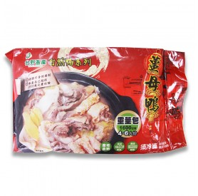 台野(袋裝)薑母鴨 1600g/包