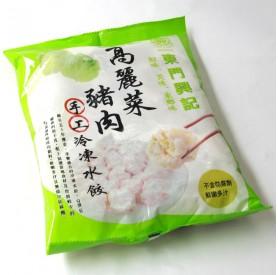 興記高麗菜豬肉水餃650g/包