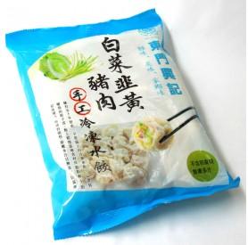 興記白菜韭黃豬肉水餃650g/包