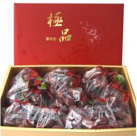 進口紅地球葡萄 4公斤/盒