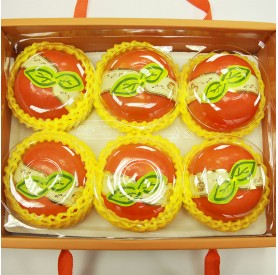 吉利市高山甜柿 9兩*6粒/盒