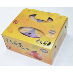 枋寮鄉農會綺羅香愛文芒果3kg(9-10粒)/盒