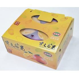 枋寮鄉農會綺羅香愛文芒果3kg(9-10粒)/盒 (5/30開始供貨)