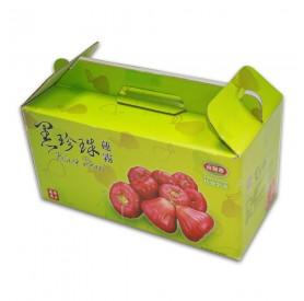 枋寮綺羅香黑珍珠蓮霧3kg/盒(90g↑/顆)