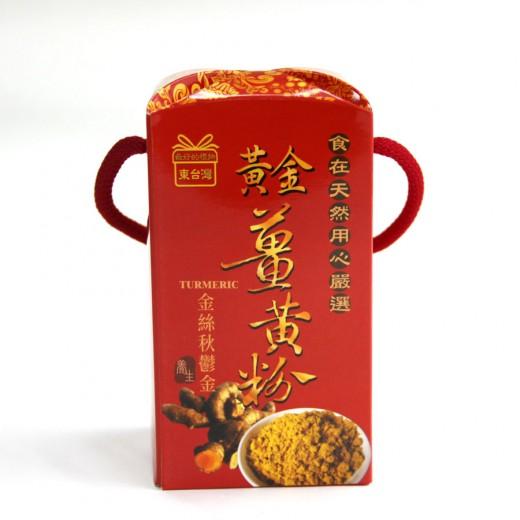 黃金薑黃粉 180g/瓶