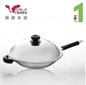 牛頭牌小牛35cm炒鍋(單把)