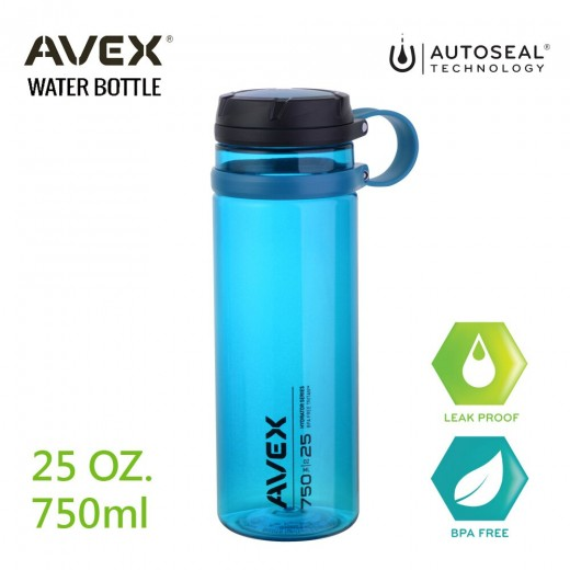 Avex運動隨手瓶750ml(湛藍色)