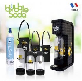BubbleSoda全自動氣泡機海綿寶寶超值組 BU-BS-808KTB1