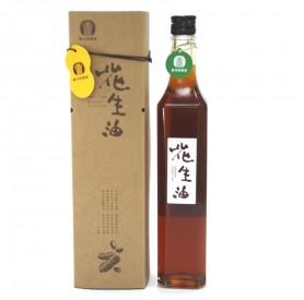龍井花生油465ml