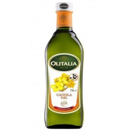 奧利塔芥花油 (750ml/瓶)