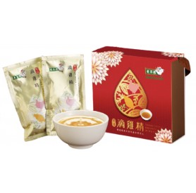 香草雞常溫滴雞精60ml*5包/盒