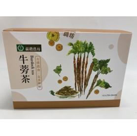 蔴鑽農坊牛蒡袋茶 (3.5g x15包/盒)