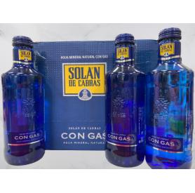 西班牙神藍氣泡水750ml*12入/箱