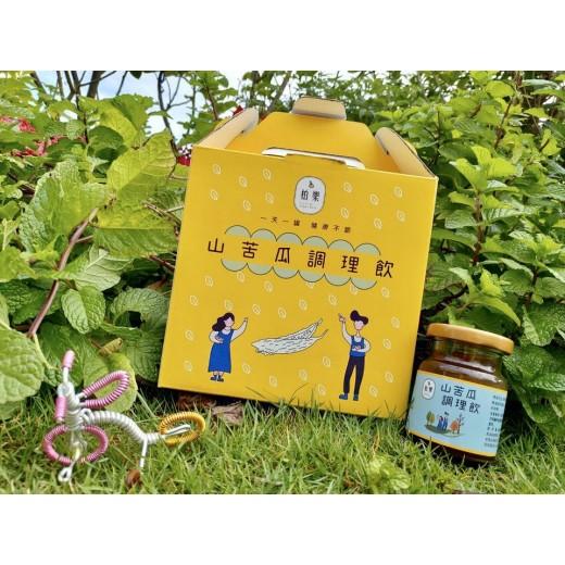 柏樂蔬果山苦瓜調理飲80ml*12入/盒