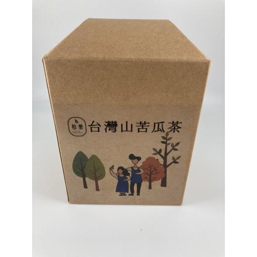 柏樂蔬果台灣山苦瓜茶包3g*10入/盒