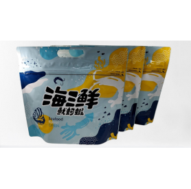線西海三鮮魷蚵蝦 120g*3包