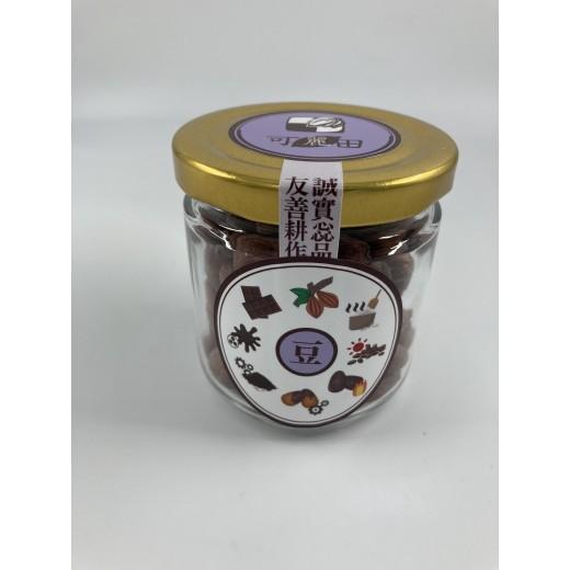 可麗田可可豆堅果100g/罐