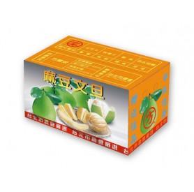 方國安極品麻豆文旦 6kg/箱(含箱重);15顆以上