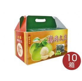 吳佳勳特級鶴岡文旦 6kg/箱(12顆以上) 10箱以上