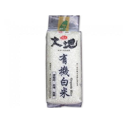 大地有機白米 (1.5kg/包)
