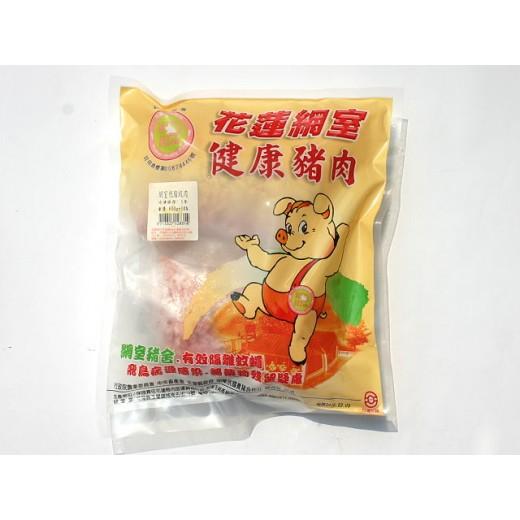 花蓮網室低脂絞肉 600g/包