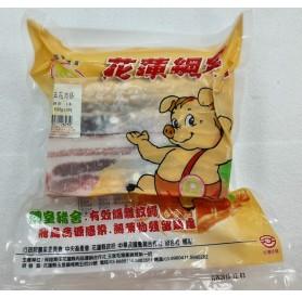花蓮網室五花肉條 600g/包