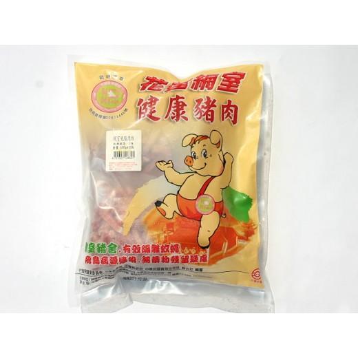 花蓮網室低脂肉絲 600g/包