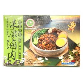 花蓮健康滷肉 600g/盒
