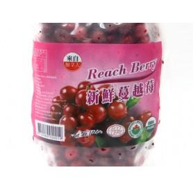 新鮮冷凍蔓越莓 (600g/包)