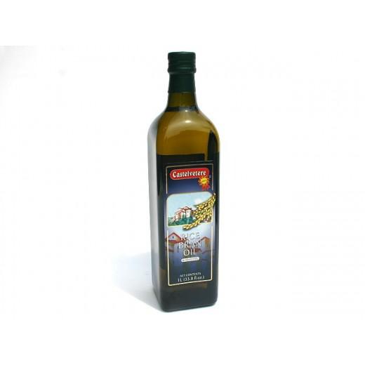 佳仕達玄米油 (1L/瓶)