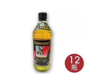 千磊自然甘醇特級橄欖油(1L*12瓶/箱)