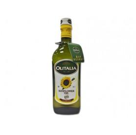 奧利塔葵花油 (1000ml/瓶)