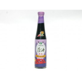 西螺鎮農會頂級蔭油清(400ml/瓶)
