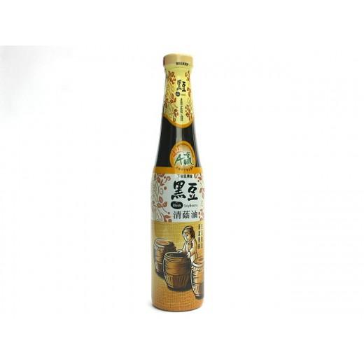 下營區農會黑豆清蔭油 (420ml/瓶)